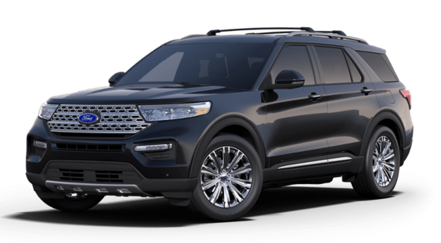 New 2020 Ford Explorer Limited Limited 4WD in New Castle DE